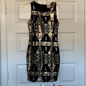 NWT. Midi dress.